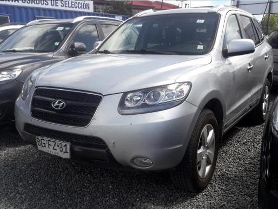 Hyundai Santa Fe Gls 4x4 2.2 2008