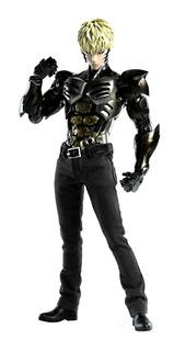 One Punch Man - Genos Figura 1/6 - Threezero - Robot Negro