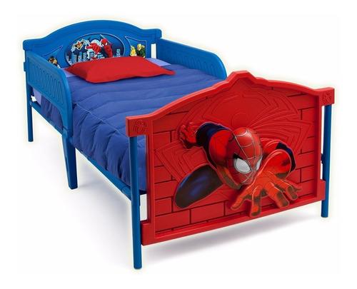 Delta Spider Hombre Araña Twin Cama Sencilla Infantil Niño