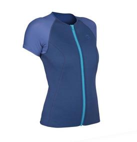 Camisa Blusa Top Feminina Mergulho Neoprene 1,5mm Elastano