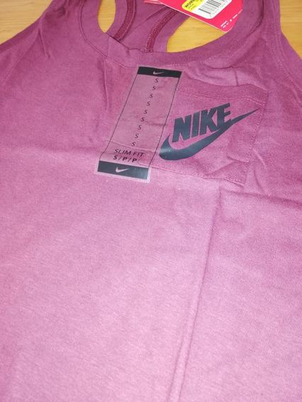 Musculosas Nike Mujer