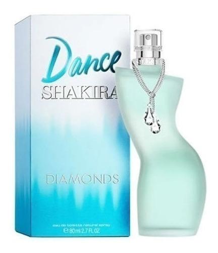 Imagen 1 de 6 de Dance Diamonds By Shakira Edt 80 Ml