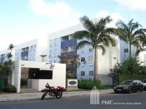 Apartamento Padrão Com 3 Quartos - Vd1341-v