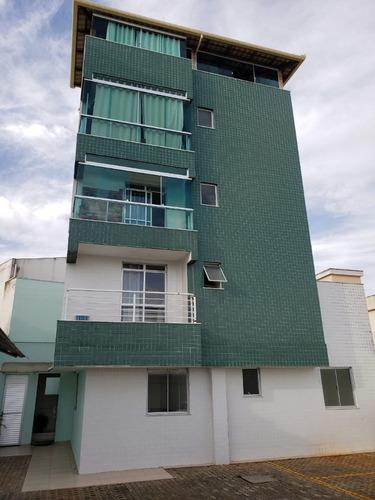 Excelente Apartamento Com Área Privativa No Bairro Arvoredo Ii - 9191