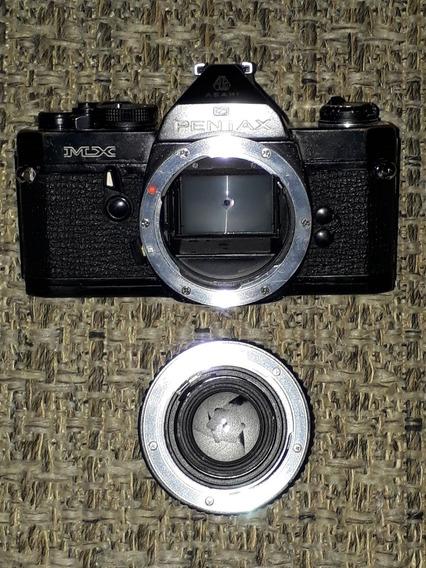 Pentax Mx Com 50mm F/1.7