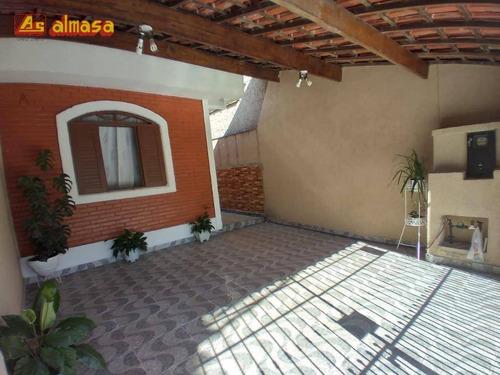Imagem 1 de 12 de Casa Com 2 Dormitórios À Venda, 60 M² Por R$ 360.000,00 - Jardim Adriana - Guarulhos/sp - Ca0251