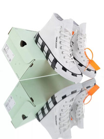 Off-white X Converse Chuck Taylor All Star 1970s Strip