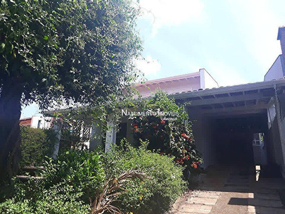 Casa Residencial À Venda, Jardim Das Palmeiras, Campinas. - Ca0294