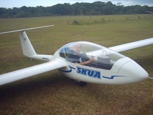 Planador Motoplanador Skua
