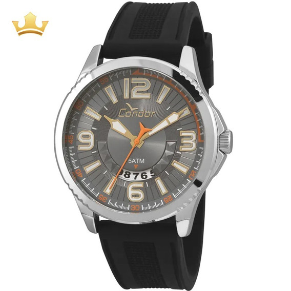 Relógio Condor Masculino Co2115ww/8c Com Nf