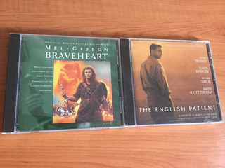 Cd Soundtrack: Braveheart, Interview Vampire, The English Pa
