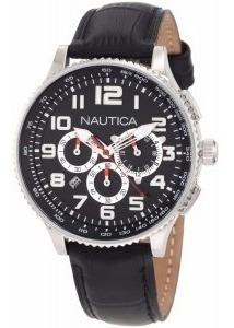 Relógio Nautica N22596m Cronógrafo Original Na Caixa!!!!