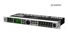 Crossover Behringer Ultradrive Pro Dcx 2496 Bivolt Dcx2496