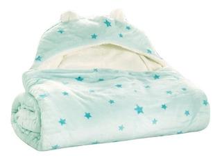 Bolsa De Dormir Soft Con Corderito Y Cierre Palette