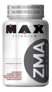 Zma 90 Capsulas Max Pre Hormonal Testosterona Pronta Entrega