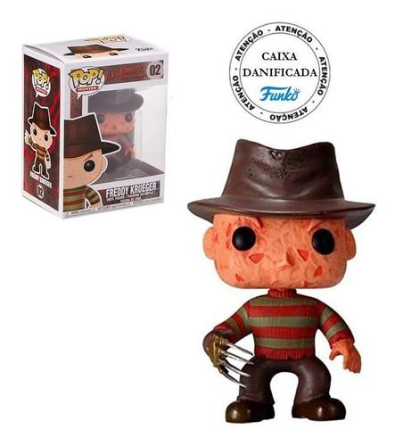 Boneco Funko A Hora Do Pesadelo Freddy Krueger #02