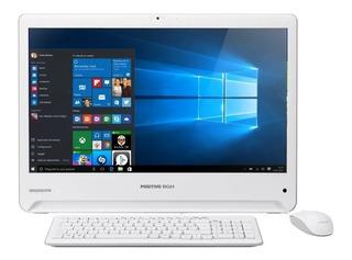 All In One Positivo Bgh One 1850i Intel Core I3 Windows 10 Home 4gb 500gb
