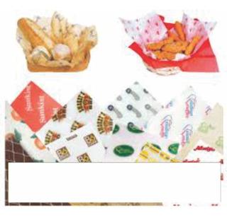 Papel Grado Alimenticio Personali 3,000 Hjs. 1 Color 30x30cm