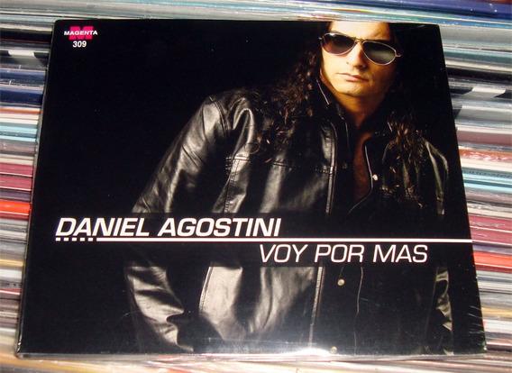 Daniel Agostini Voy Por Mas Cd Nuevo Kktus