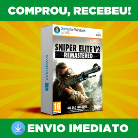 Sniper Elite V2 Remastered - Pc + Todas Dlc Envio 0s