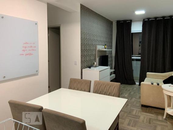 Apartamento Para Aluguel - Assunção, 2 Quartos, 100 - 893073547
