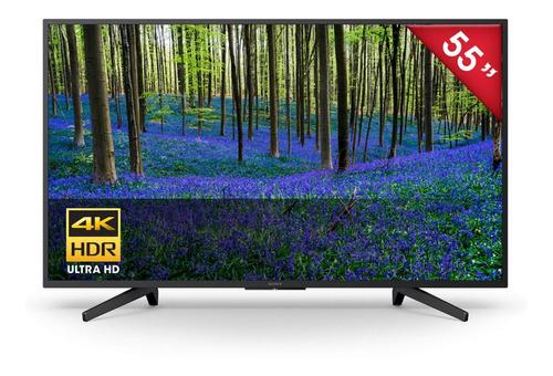Imagen 1 de 2 de Smart Tv Sony Bravia Kd-55x720f Led 4k 55  110v/240v