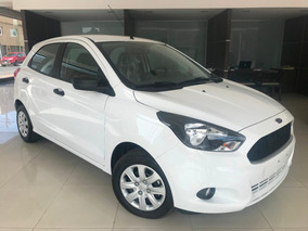 Ford Ka 1.5 S 5 P Blanco 2018 0 Km Roas