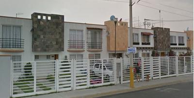 Bonita Casa En Remate, Heroes De Tecamac, Tecamac, Mexico.