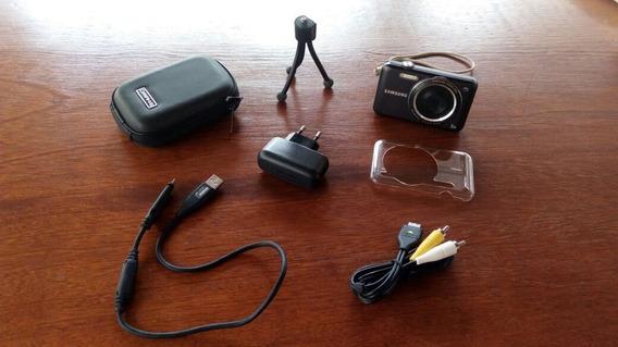 Câmera Digital Samsumg Es73 12.3 Mega Pixels Compacta