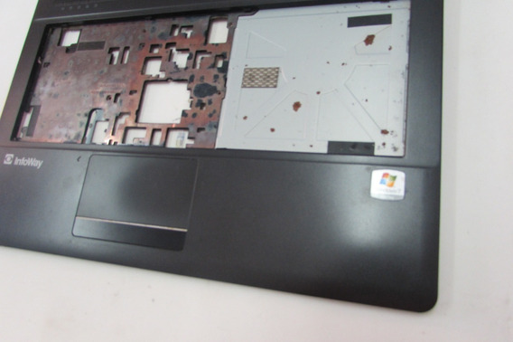 Carcaça Superior Do Notebook Itautec Infoway Note A 7420