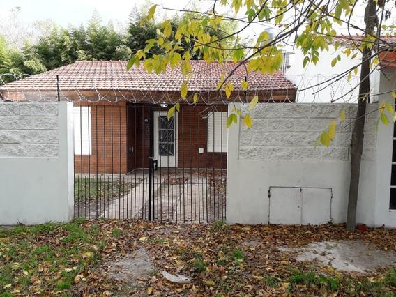 Casa Alquiler 1 Dormitorio -65 Mts 2 -lote 12 X 12 Mts- La Plata