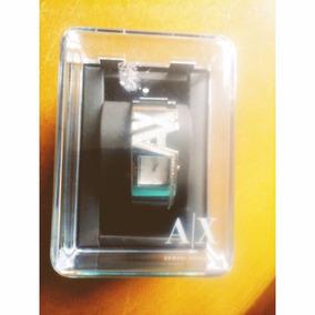 Relógio Armani Exchange Feminino Prata Com Cristais/ Ax4065