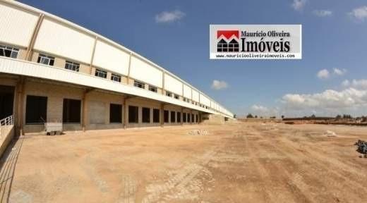 Área Industrial Para Locação Em Conde, Conde - 0476cbl_2-321607