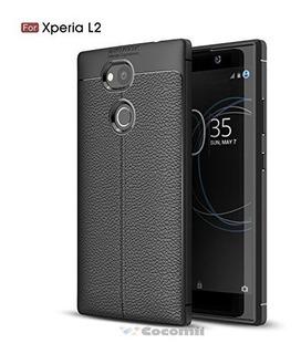 Fooro,estuche,carcasa Sony Xperia L2 Negro