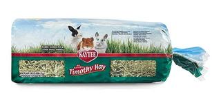 Heno Timothy Cobayos Conejos Chinchilla Hamster Kaytee 680 T