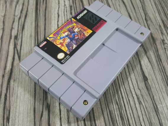 Sunsetriders Original Repro Snes + Garantia!!!!!!