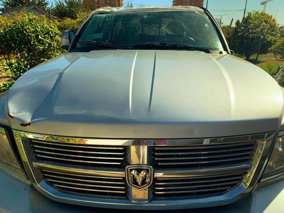Dodge Dakota Laramie Doble Cabina 4x4 Motor 4.7 Litros V 8
