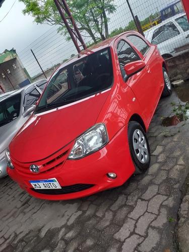 Toyota/ Etios 2015 1.3 16v X 5p
