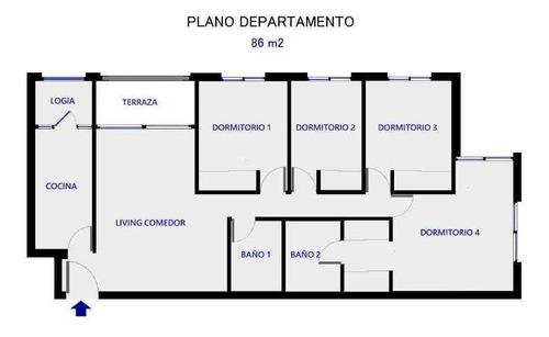 Condominio Reina Victoria, Valparaiso, Prince 123