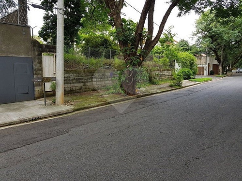 Terreno-são Paulo-alto De Pinheiros   Ref.: 353-im368061 - 353-im368061