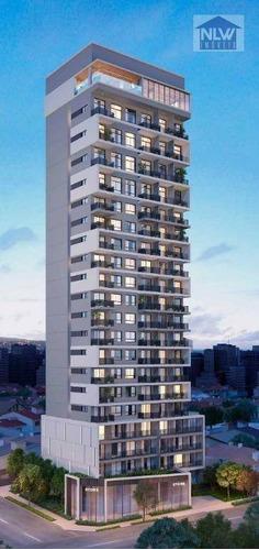 Studio Com 1 Dormitório À Venda, 25 M² Por R$ 384.800,00 - Vila Mariana - São Paulo/sp - St0085