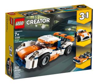 Lego® Creator - Deportivo De Competición Sunset (31089)