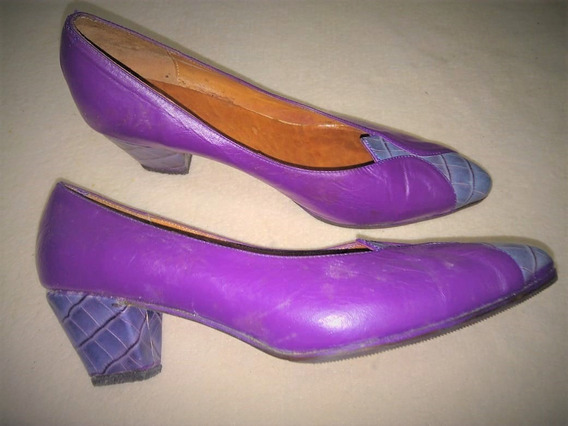 454 - Scarpin Argentinan Shoes