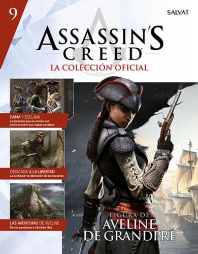 Assassin's Creed: La Colección Oficial - Fascículo 9