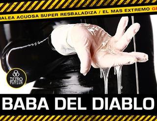 Baba Del Diablo 500gr Lubricante Intimo Fist Fucking