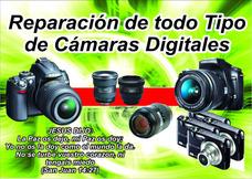 Reparacion De Camaras Digitales De Todas Las Marcas