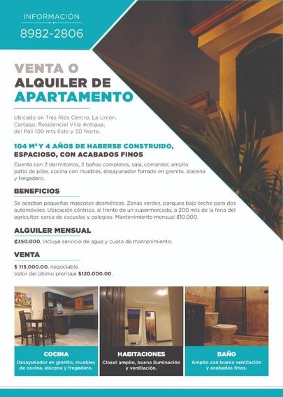 Condominio En Tres Ríos Centro