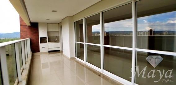 Reserva Du Parc - Apartamento 4 Quartos, 151 M² Na 404 Sul - 591