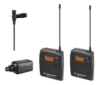 Micrófono Sennheiser EW 100 ENG G3 omnidireccional negro