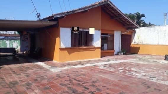 3924 - Lote Inteiro 2 Dormitórios Lado Praia Mongaguá Escrit